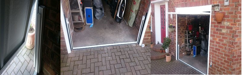 Flood Guard Uk Automatic Garage Doors Flooding
